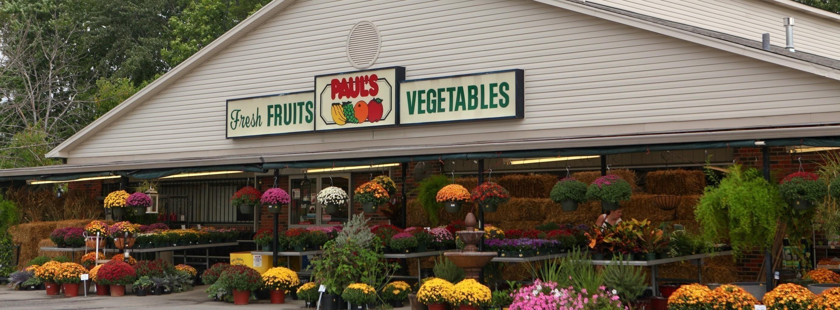 Paul\'s Fruit