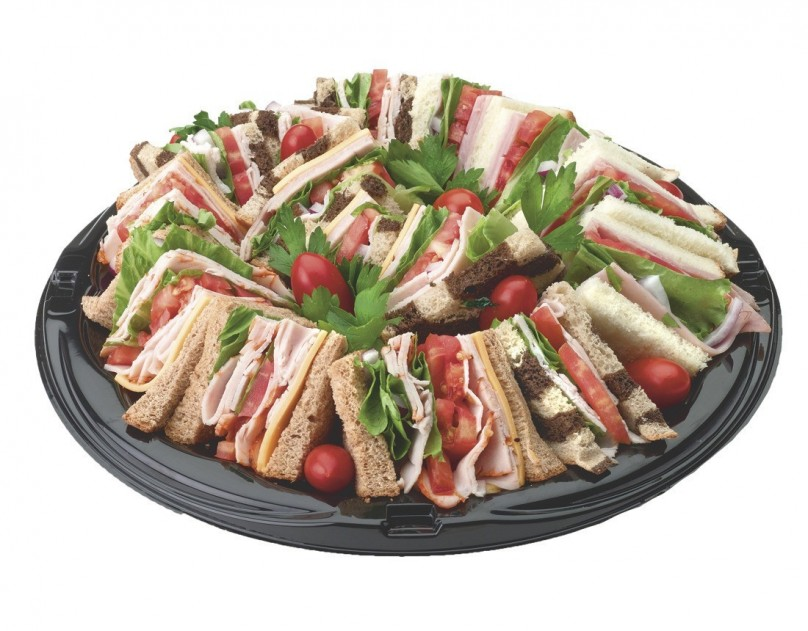 Bite-Size Sandwich Tray