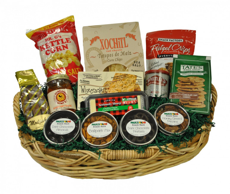 Our Favorite Things Basket