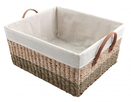 Sending via UPS? Then your order will be fulfilled in this basket, with higher sides to protect the items from falling and damage during shipment.
